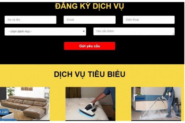 Bảo vệ: Hướng dẫn quản lý website dịch vụ